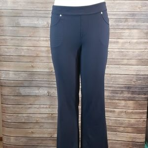 ATHLETA Bettona Classic Navy Pants size MT